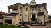 3-эт.  дом 800 м2,  район Нивки,  Киев.
