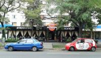 Действующий ресторан с арендатором в Днепровском районе.