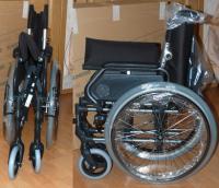 Универсальное облегченное инвалидное кресло Breezy испания