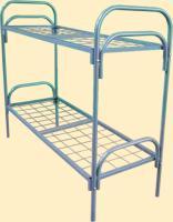 Кровати металлические для больницы,  кровати металлические для вагончи