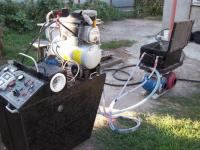 Продам самодельный бустер для чистки от отложений солей и пр.