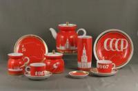 Куплю фарфор СССР,  старую посуду,   куплю фарфоровые статуэтки.