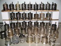 Куплю подстаканники из серебра,  олова,  бронзы,  мельхиора.