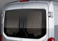 Решетка для стекол микроавтобуса Renault Trafic, Opel Vivaro, Nissan P