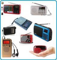 Многофункциональный радиоприемник с MP3 плеером