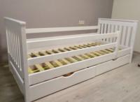 Кровать одноярусная Адель с ящиками.