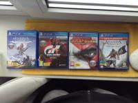 Диски на Sony PlayStation 4 God of war ,  assassins