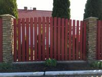 Штахетник на паркан від виробника