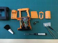 Ремонт лазерных нивелиров GEO fennel - FL40 Pocket II HP FL 40 3-Liner