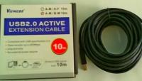 USB 2. 0 Active Extension Cable 10m