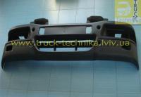 Бампер Iveco Eurocargo с отверстиями под галогенки