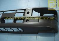 Бампер передний Iveco Eurocargo с отверстиями под галогенки