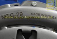 Сцепление комплект Mitsubishi Hyundai диск корзина выжимной подшипник