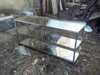 Стіл нержавіючий ,  стіл із нержавійки