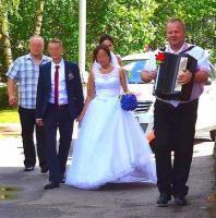 Лида Ивье ведущий на свадьбу юбилей дискотека баян тамада конкурсы игр