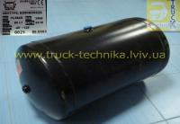 Ресивер воздушный баллон 80L,  диаметр 396mm,  длина 750mm