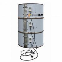 Поясной полиуретановый высокотемпературный  нагреватель для бочек для