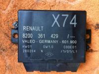 Б/у блок управления парктроником Renault Laguna 2,  8200361429,, Кировоград, 500 грн