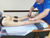 Стоунтерапія (масаж гарячими каменями)