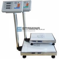 Весы товарные TCS 300х400 мм 150 кг / 400х500 мм 300 кг, Калуш, 1 050 грн