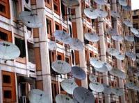 Установка спутникового телевидения в Киевском районе г.  Одессы.