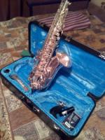Продаётся саксофон-альт