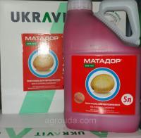 Протруйник насіння Матадор