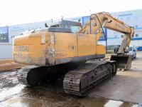 Гусеничный экскаватор HYUNDAI 210LC-7,  2008 г