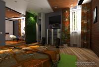 Проектирование коттеджей и дизайн интерьера.
