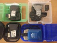 Скалыватели для оптического кабеля Fujikura,  Sumitomo,  Smart Core