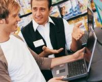 Помощь специалиста при покупке нового или б. у компьютера.
