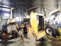 Бульдозер CAT D6N LGP,  под восстановление